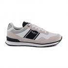Pantofi sport b rba i Pepe Jeans albi din piele intoars 3191BPS30702VA