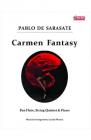 Carmen Fantasy Pablo de Sarasate Nai Cvintet de coarde si Pian