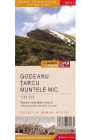 Muntilor Godeanu Tarcu Muntele Mic Harta de drumetie Muntii nostri
