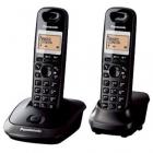 Telefon fix TG2512FXT 2 receptoare Black