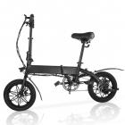Bicicleta electrica pliabila roti 14 EB07 3 viteze 7 5 Ah Megawheels N