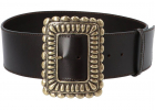 Maxi Buckle Belt In Brown 1N33423190100