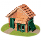 Joc de Constructie Casa cu Tigla