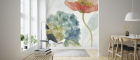 Fototapet Rainbow Seeds Flowers 4 personalizat Photowall