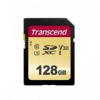 Card TS128GSDC500S SDXC SDC500S 128GB