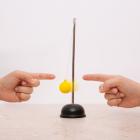 Finger Tetherball joc pentru distractia degetelor