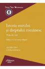 Istoria statului si dreptului romanesc Ed 2