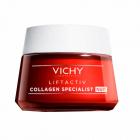 Vichy Crema de noapte Liftactiv Collagen Specialist