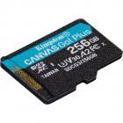 Card de memorie Canvas Go Plus 256GB MicroSDXC Clasa 10 UHS I U3