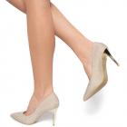 Pantofi dama Arden Auriu