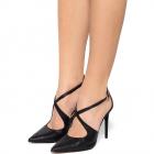 Pantofi dama Milena Negru