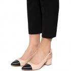 Pantofi dama Samia Bej