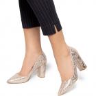 Pantofi dama Yoselin Auriu