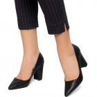 Pantofi dama Yoselin Negru