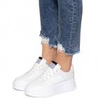 Pantofi sport dama Kaye Alb