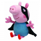 Plus Peppa Pig George Supereroul 28 cm