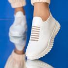 Adidasi Textil Albi Shreya X3017