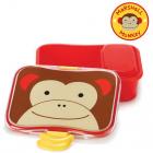 Skip Hop Kit pentru pranz Zoo Maimutica