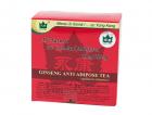 Ceai Antiadipos Rosu cu Ginseng 30 doze