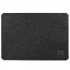 Husa laptop DFender Tough Magnetic 16 inch Negru