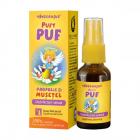PufyPuf Spray cu Propolis si Musetel 20ML Dacia Plant