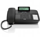 Telefon Gigaset DA710 cu ecran negru