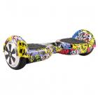 Hoverboard Electric Megawheels Hip Hop Autonomie 15 km Viteza max 10km