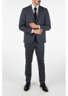 CC COLLECTION side vents mini check 2 button RIGHT suit