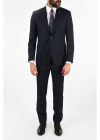 CC COLLECTION side vents pin check 2 button RIGHT suit