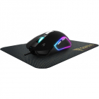 Mouse gaming Zeus M3 RGB Black