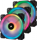 Ventilator radiator Corsair LL120 RGB 120mm Three Fan Pack