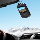Camera auto DVR Dubla Apeman C550 Full HD Bord si Spate Detector misca
