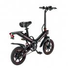 Bicicleta electrica pliabila roti 14 inch 10 Ah Baterie Mehawheels Neg