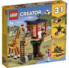 Lego Creator Safari Wildlife Tree House 31116
