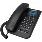 Telefon fix KXT100 Negru