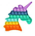 Jucarie Pop It Octogon Multicolor