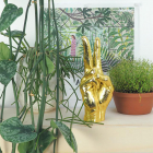Peace suport si obiect decorativ victorios Gold