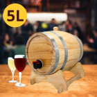 Dozator vin Butoi 5 litri