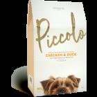 Hrana uscata pentru caini Piccolo cu pui si rata 750 g