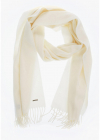 170x45cm Cashmere Scarf with Fringed