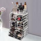 Organizator cosmetice machiaj XL Harmony