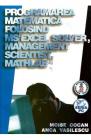 Programarea matematica folosind Ms Excel solver Management Scientist M