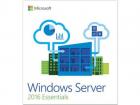 Licenta Windows Server 2016 Essentials 1pk DSP OEI DVD 1 2 CPU 25 USER