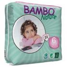 Bambo Nature Scutece XL 6 16 30kg 22buc