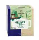 Sonnentor Ceai premium verde pur eco 12 plicuri