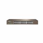 Switch Tenda TEG1024D 24 porturi Gigabit desktop montabil in rack