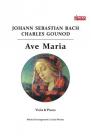 Ave Maria Johann Sebastian Bach Charles Gounod Viola si pian