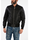 Leather L JOSEPH Bomber with Zip Closure