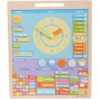 Vremea Calendar magnetic in limba engleza