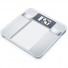 Cantar corporal si de bagaje BG13 150 Kg Argintiu